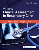 cover image - Evolve Resources for Wilkins' Clinical Assessment in Respiratory Care,8th Edition