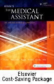 Kinn's The Medical Assistant - Text + Study Guide + Virtual Medical Office for Medical Assisting package, 13th Edition