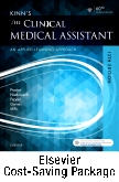 Kinn's The Clinical Medical Assistant - Text + Study Guide + Virtual Medical Office for Medical Assisting package, 13th Edition
