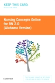 cover image - Nursing Concepts Online for RN 2.0: Alabama Version (Access Card),2nd Edition