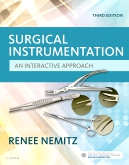 cover image - Evolve Resources for Surgical Instrumentation,3rd Edition