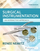 cover image - Surgical Instrumentation - Elsevier eBook on VitalSource,3rd Edition