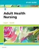 cover image - Study Guide for Adult Health Nursing,8th Edition