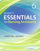 cover image - Evolve Resources for Mosby's Essentials for Nursing Assistants,6th Edition