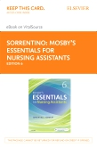 cover image - Mosby's Essentials for Nursing Assistants - Elsevier eBook on VitalSource (Retail Access Card),6th Edition