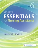 cover image - Mosby's Essentials for Nursing Assistants,6th Edition