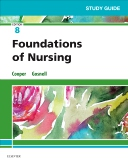 cover image - Study Guide for Foundations of Nursing - Elsevier eBook on VitalSource,8th Edition
