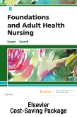Foundations and Adult Health Nursing – Text and Virtual Clinical Excursions Online Package