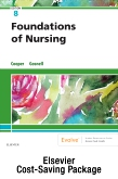 Foundations of Nursing – Text and Virtual Clinical Excursions Online Package