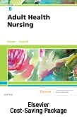 Adult Health Nursing – Text and Virtual Clinical Excursions Online Package