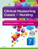 cover image - Evolve Resources for Clinical Reasoning Cases in Nursing,7th Edition
