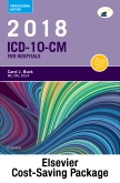 cover image - 2018 ICD-10-CM Hospital Professional Edition (Spiral bound) and 2018 ICD-10-PCS Professional Edition Package