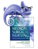cover image - Elsevier Adaptive Quizzing for Medical-Surgical Nursing - Classic Version,10th Edition
