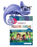 cover image - Elsevier Adaptive Quizzing for Hockenberry Wong's Essentials of Pediatric Nursing - Classic Version,10th Edition