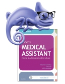 cover image - Elsevier Adaptive Quizzing for Today's Medical Assistant - Classic Version,3rd Edition
