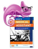 cover image - Elsevier Adaptive Quizzing for Kinn's The Administrative Medical Assistant - Classic Version,8th Edition