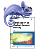 cover image - Elsevier Adaptive Quizzing for Introduction to Medical-Surgical Nursing - Classic Version,6th Edition