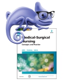 cover image - Elsevier Adaptive Quizzing for Medical-Surgical Nursing - Classic Version,3rd Edition