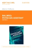cover image - Physician Assistant: A Guide to Clinical Practice Elsevier eBook on VitalSource (Retail Access Card),6th Edition