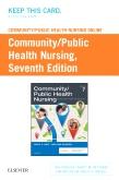 cover image - Community/Public Health Nursing Online for Nies and McEwen: Community/Public Health Nursing (Access Code),7th Edition