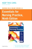 cover image - Nursing Skills Online Version 4.0  for Potter Essentials for Nursing Practice (Access Code),9th Edition