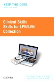 cover image - Clinical Skills: Skills for LPN/LVN Collection (Access Card)
