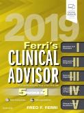 cover image - Ferri's Clinical Advisor 2019