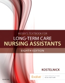 cover image - Mosby's Textbook for Long-Term Care Nursing Assistants,8th Edition