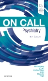 cover image - On Call Psychiatry,4th Edition
