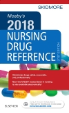cover image - Mosby's 2018 Nursing Drug Reference,31st Edition