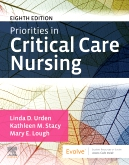 cover image - Priorities in Critical Care Nursing,8th Edition