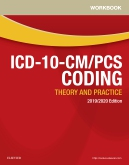 cover image - Workbook for ICD-10-CM/PCS Coding: Theory and Practice, 2019/2020 Edition