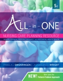 cover image - All-in-One Nursing Care Planning Resource Elsevier eBook on VitalSource,5th Edition