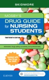 cover image - Mosby's Drug Guide for Nursing Students, with 2019 Update - Elsevier eBook on VitalSource,13th Edition