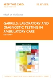 cover image - Laboratory and Diagnostic Testing in Ambulatory Care Elsevier E-Book on VitalSource (Retail Access Card),4th Edition