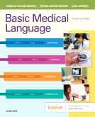 cover image - Basic Medical Language with Flash Cards,6th Edition