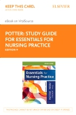 cover image - Study Guide for Essentials for Nursing Practice - Elsevier eBook on VitalSource (Retail Access Card),9th Edition