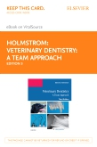 cover image - Veterinary Dentistry: A Team Approach Elsevier E-Book on VitalSource (Retail Access Card),3rd Edition