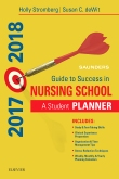 cover image - Saunders Guide to Success in Nursing School, 2017-2018 - Elsevier eBook on VitalSource,13th Edition