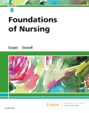 cover image - Foundations of Nursing Elsevier eBook on VitalSource,8th Edition