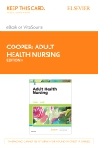 cover image - Adult Health Nursing Elsevier eBook on VitalSource (Retail Access Card),8th Edition