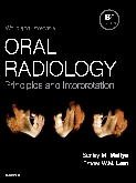 cover image - White and Pharoah's Oral Radiology Elsevier eBook on VitalSource,8th Edition