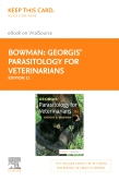 cover image - Georgis' Parasitology for Veterinarians Elsevier eBook on VitalSource (Retail Access Card),11th Edition