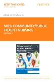 cover image - Community/Public Health Nursing - Elsevier eBook on VitalSource (Retail Access Card),7th Edition