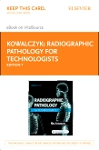 cover image - Radiographic Pathology for Technologists - Elsevier eBook on VitalSource (Retail Access Card),7th Edition