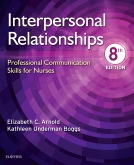 cover image - Interpersonal Relationships,8th Edition
