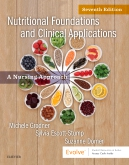 cover image - Evolve Resources for Nutritional Foundations & Clinical Application,7th Edition