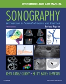 cover image - Workbook and Lab Manual for Sonography - Revised Reprint,4th Edition