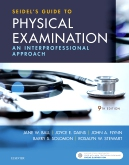 cover image - Evolve Resources for Seidel's Guide to Physical Examination,9th Edition