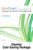 cover image - SimChart for the Medical Office: Learning the Medical Office Workflow - Elsevier eBook on VitalSource & SimChart for the Medical Office (Access Cards) - 2018 Edition